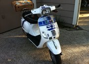 We are the mods, we are the mods... scooter 'modded' Star Wars style - photo 2