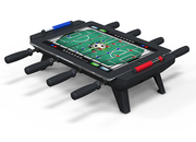 You've had the iCade and pinball add-ons, now turn your iPad into table football with Classic Match Foosball - photo 1
