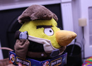 Angry Birds 8-inch Star Wars Plush - Hans Solo pictures and hands-on - photo 2