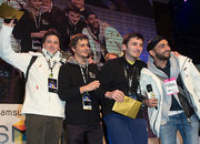 Romania crowned Angry Birds champs in Samsung finals, having beaten TOWIE girls into submission - photo 1