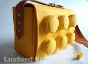 Awesome: Giant Lego Block bag, the fashion of childhood dreams - photo 3