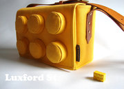 Awesome: Giant Lego Block bag, the fashion of childhood dreams - photo 4