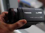 Panasonic HC-X920 HD camcorder pictures and hands-on - photo 3