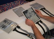 PaperTab: The paper-thin flexible tablet prototype that wants to replace paper (video) - photo 2