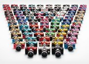 Pentax Q10, now available in 100 different colour combinations - photo 1