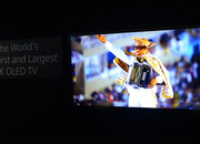 Sony 56-inch 4K OLED prototype TV demoed, we go eyes-on - photo 1