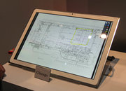 The Panasonic 4K 20-inch Windows 8 tablet, why not? We go hands-on - photo 5
