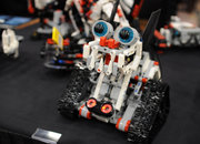 Lego Mindstorms EV3 pictures and hands-on - photo 5