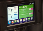 LG smart fridge pictures and hands-on - photo 2