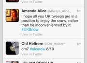 APP OF THE DAY: UK Snow Map (#uksnow) review (iPhone/iPod touch) - photo 3