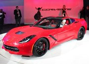 C7 Chevrolet Corvette Stingray pictures and hands-on - photo 2