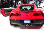 C7 Chevrolet Corvette Stingray pictures and hands-on - photo 5