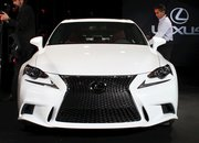 Lexus IS pictures and hands-on (video) - photo 2