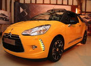 Citroën DS3 Cabrio pictures and hands-on - photo 3