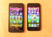 BlackBerry Z10 compared to SGS3, iPhone 5, Lumia 820 (photo) - photo 3