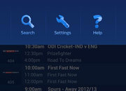 Sky+ for Android adds Planner Manager and Remote Control features - photo 5
