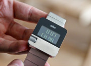 Braun Prestige BN10 digital watch pictures and hands-on - photo 3