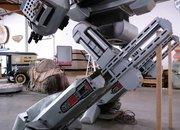 Want to get rid of your boss? Full-size Robocop ED-209 available on eBay - photo 4
