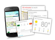 Google Now widget prematurely revealed by... Google - photo 1