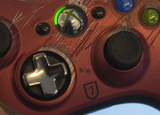 Tomb Raider limited edition Xbox 360 controller pictures and hands-on - photo 3