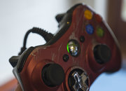 Tomb Raider limited edition Xbox 360 controller pictures and hands-on - photo 4