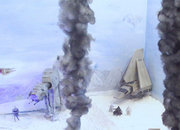 Star Wars fan builds battle of Hoth in his living room - photo 2