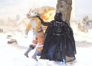 Star Wars fan builds battle of Hoth in his living room - photo 4