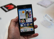 Huawei Ascend P2 pictures and hands-on - photo 2