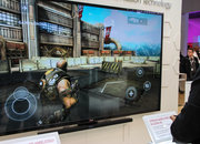Hands-on: LG shows off 4K UHD wireless streaming from phone to TV at MWC - photo 2