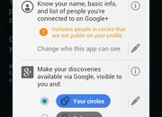Google Settings app appears in Android, lets you control Google+ sign-in, search, location, maps - photo 3