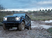 Land Rover Electric Defender Research Vehicle unveiled at Geneva Motor Show - photo 5