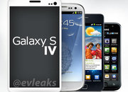 Samsung Galaxy S4 alleged specs and design leaked in new graphic (fake) - photo 1