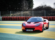 Lotus Evora Sports Racer pictures and hands-on - photo 2