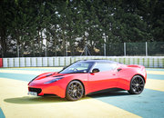 Lotus Evora Sports Racer pictures and hands-on - photo 4