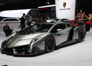 Lamborghini Veneno pictures and eyes-on - photo 2