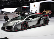 Lamborghini Veneno pictures and eyes-on - photo 3