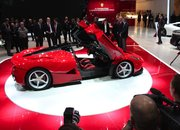 Ferrari LaFerrari pictures and eyes-on - photo 2