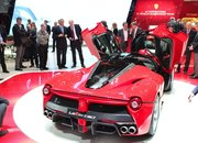 Ferrari LaFerrari pictures and eyes-on - photo 3