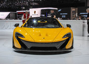 McLaren P1 pictures and hands-on - photo 2
