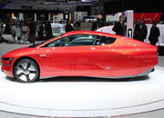 Volkswagen XL1 pictures and hands-on - photo 4
