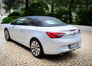 Hands-on: Vauxhall Cascada review - photo 5