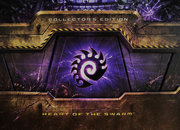 StarCraft II: Heart of the Swarm Collector's Edition pictures and hands-on - photo 2