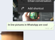 WhatsApp Android update brings new design, more native feel - photo 2