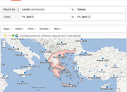 Google launches Flight Search in the UK, neighbouring countries - photo 1