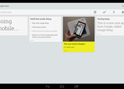 Google Keep notetaking service officially announced for web and Android - photo 2