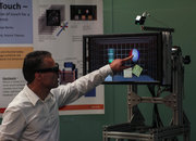 Microsoft's 3D Haptic feedback display shows a very touchy future - photo 4