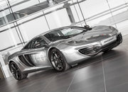 The story behind McLaren's chrome silver Formula One cars - photo 4