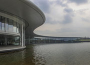 Inside the McLaren Technology Centre - photo 2