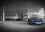 Inside the McLaren Technology Centre - photo 3