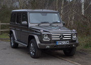 Mercedes-Benz G-Class G350 BlueTEC pictures and hands-on - photo 3